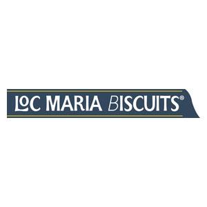 Logo Loc Maria Biscuits - Référence client - Jérôme Adam - Conférencier Entrepreneur