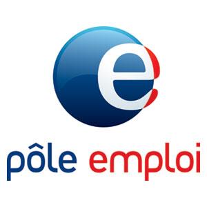 Logo Pôle Emploi - Référence client - Jérôme Adam - Conférencier Entrepreneur