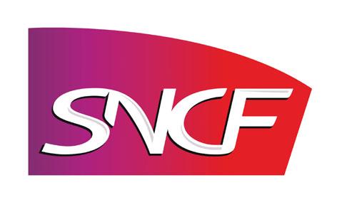 Logo SNCF - Référence client - Jérôme Adam - Conférencier Entrepreneur