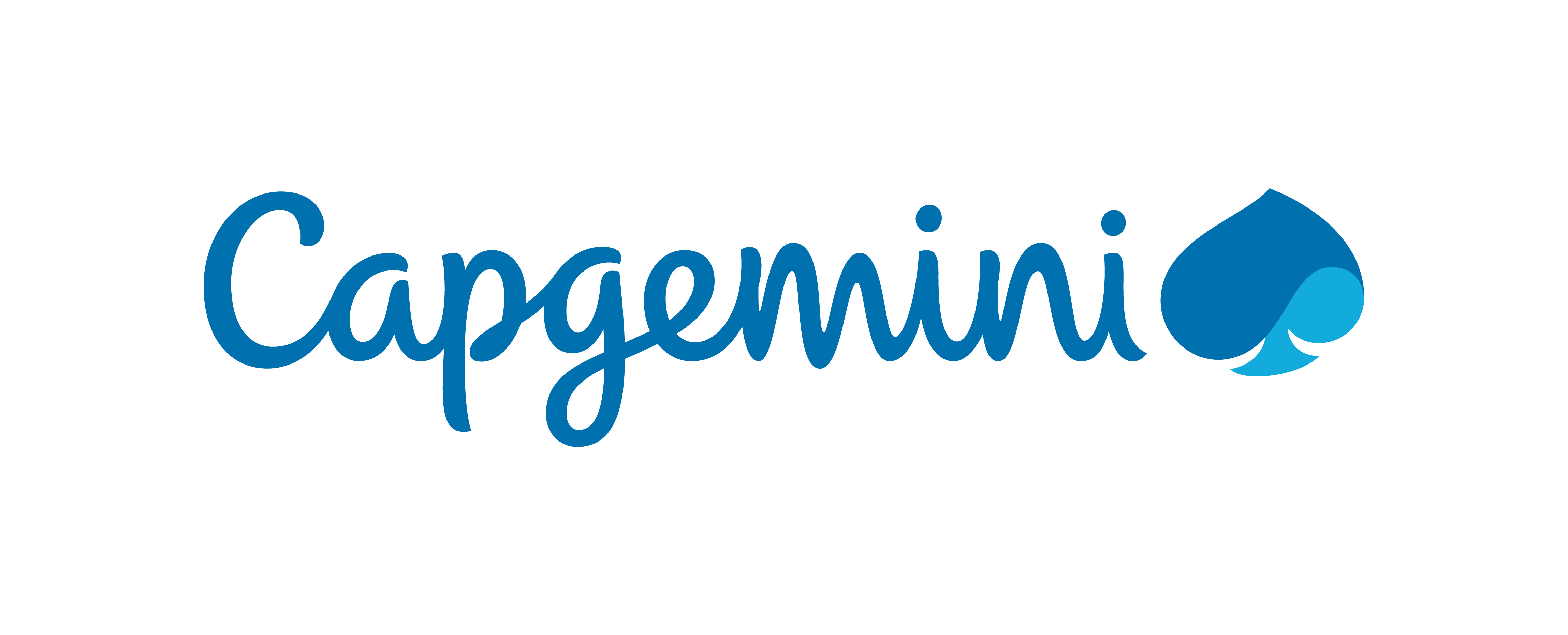 Logo Capgemini - Référence client - Jérôme Adam - Conférencier Entrepreneur