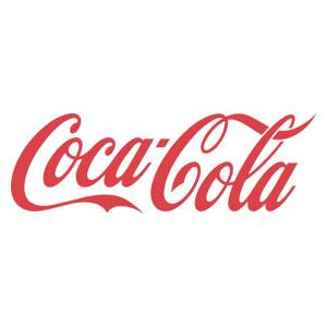 Logo Coca-Cola - Référence client - Jérôme Adam - Conférencier Entrepreneur