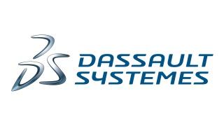 Logo Dassault Systèmes - Référence client - Jérôme Adam - Conférencier Entrepreneur