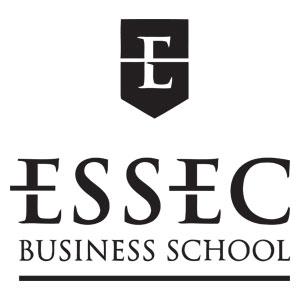 Logo ESSEC Business School - Référence client - Jérôme Adam - Conférencier Entrepreneur
