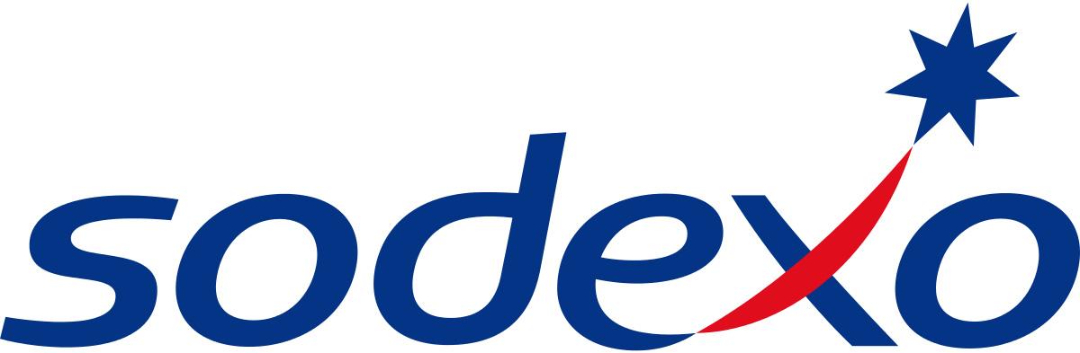 Logo Sodexho - Référence client - Jérôme Adam - Conférencier Entrepreneur
