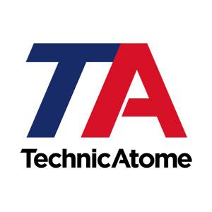 Logo TechnicAtome - Référence client - Jérôme Adam - Conférencier Entrepreneur