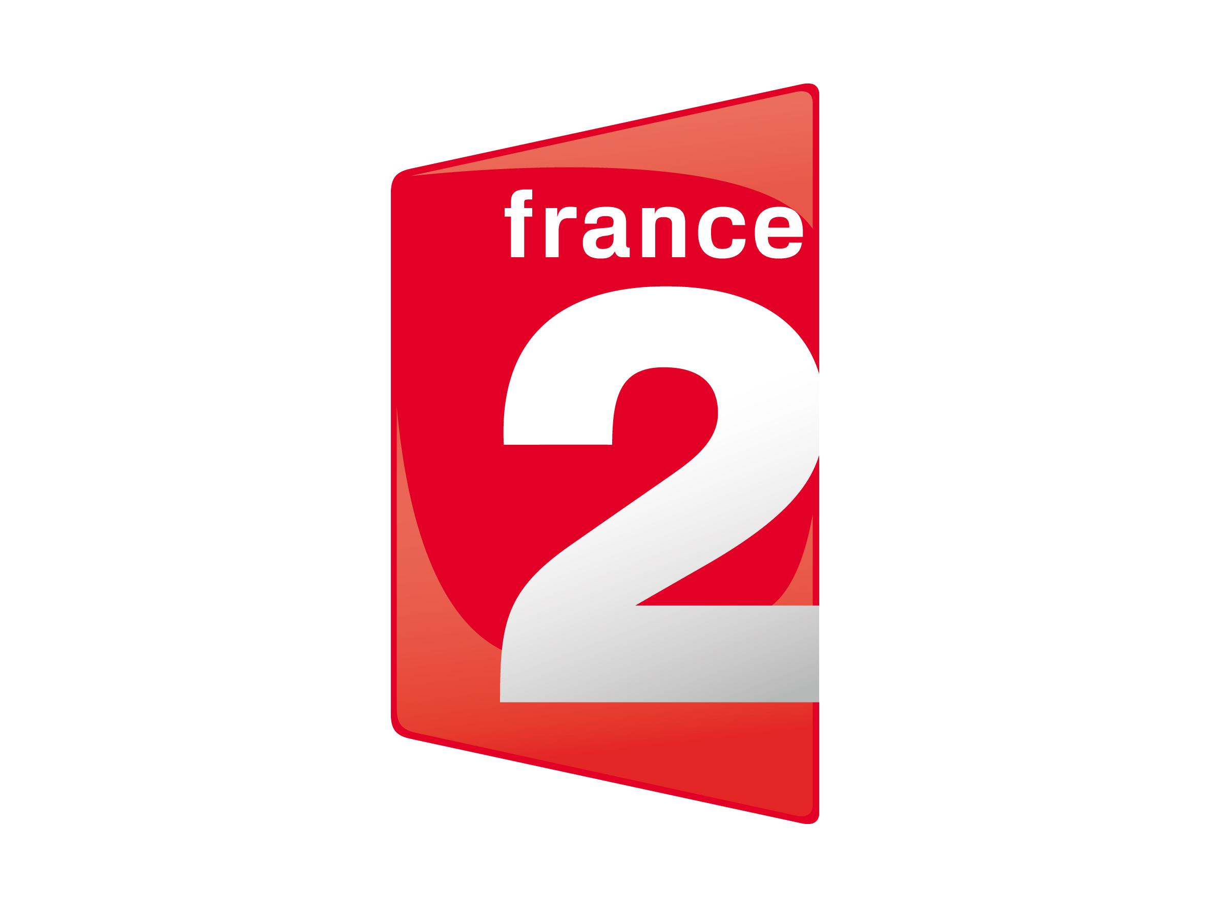 Logo France 2 - Médias - Jérôme Adam - Conférencier Entrepreneur
