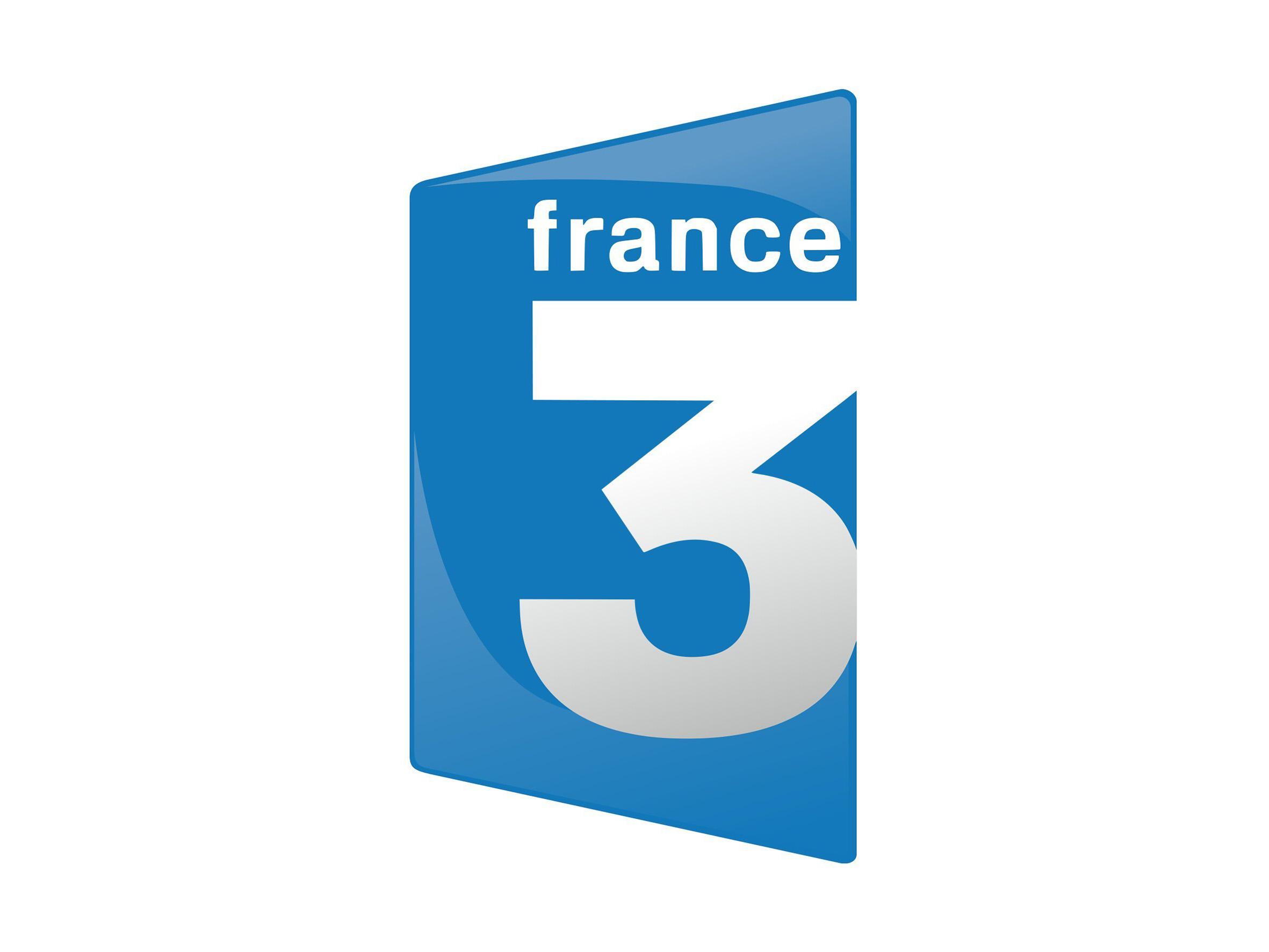 Logo France 3 - Médias - Jérôme Adam - Conférencier Entrepreneur