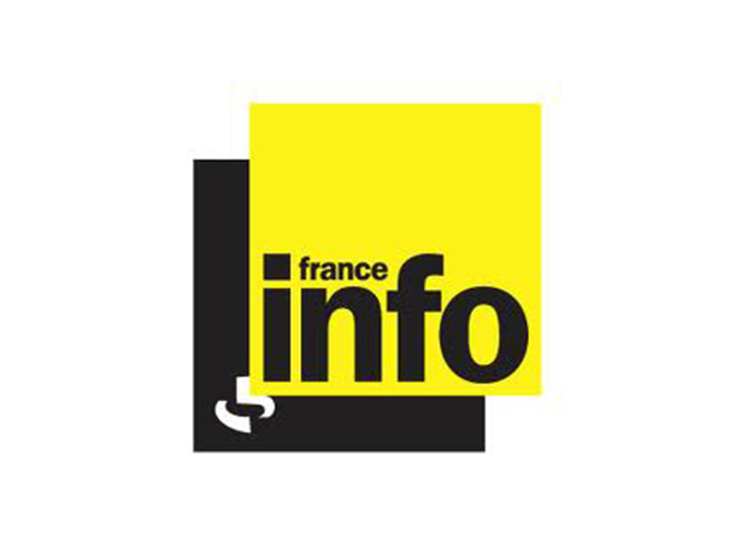 Logo France Info - Médias - Jérôme Adam - Conférencier Entrepreneur