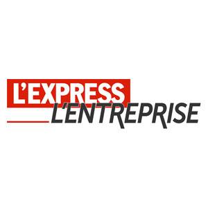 Logo L'Entreprise - Médias - Jérôme Adam - Conférencier Entrepreneur