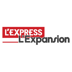 Logo L'Expension - Médias - Jérôme Adam - Conférencier Entrepreneur