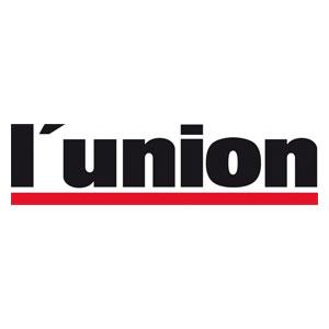 Logo L'Union - Médias - Jérôme Adam - Conférencier Entrepreneur