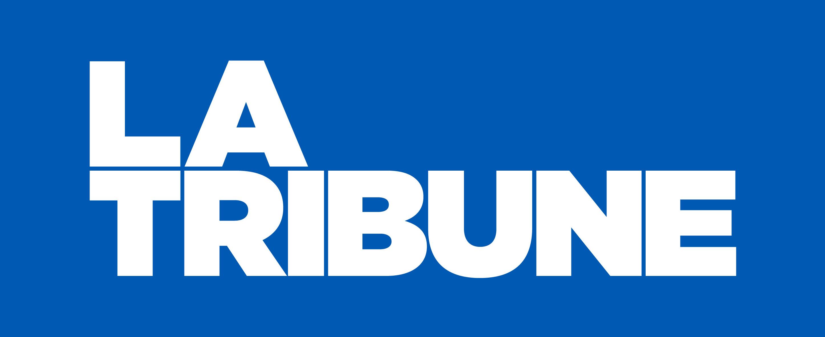 Logo La Tribune - Médias - Jérôme Adam - Conférencier Entrepreneur
