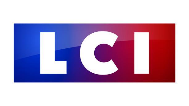 Logo LCI - Médias - Jérôme Adam - Conférencier Entrepreneur