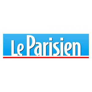 Logo Le Parisien - Médias - Jérôme Adam - Conférencier Entrepreneur