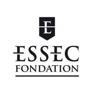 Logo fondation ESSEC - Je soutiens - Jérôme Adam - Conférencier Entrepreneur