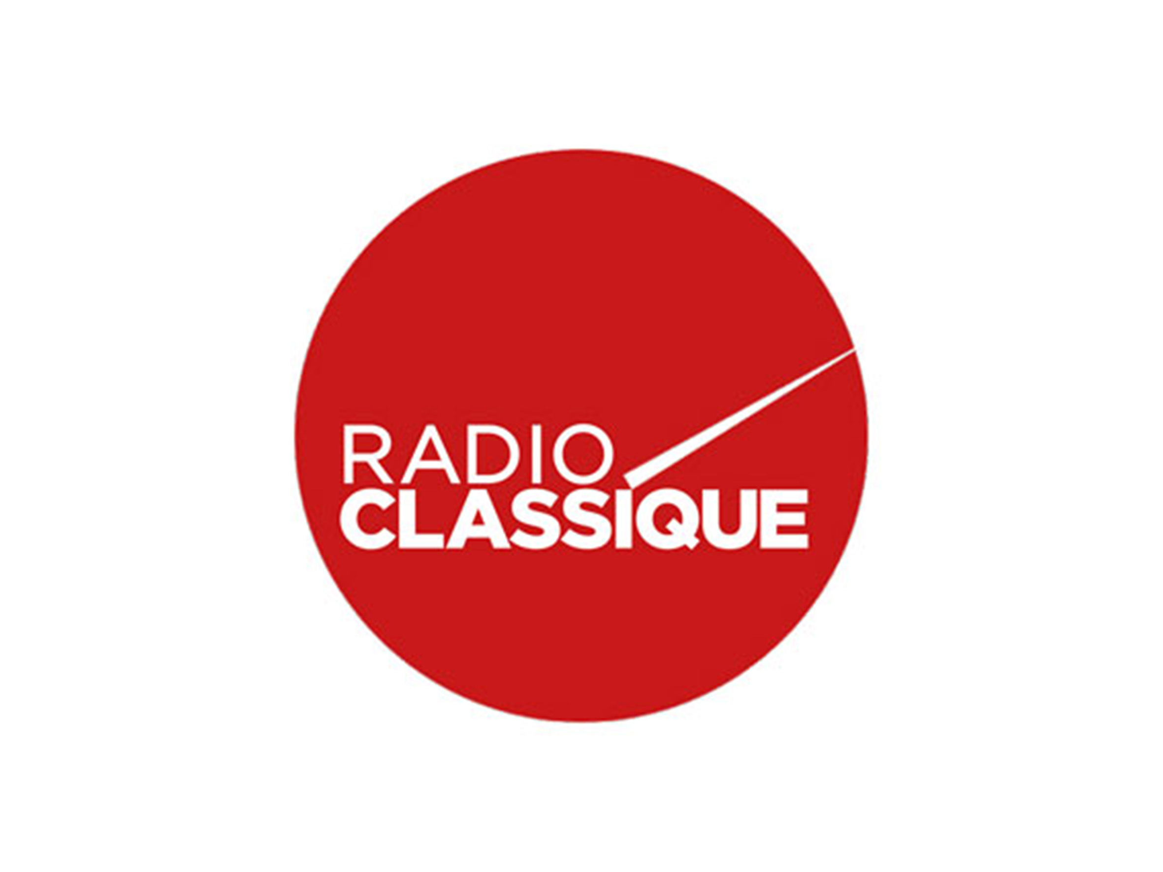 Logo Radio Classique - Médias - Jérôme Adam - Conférencier Entrepreneur