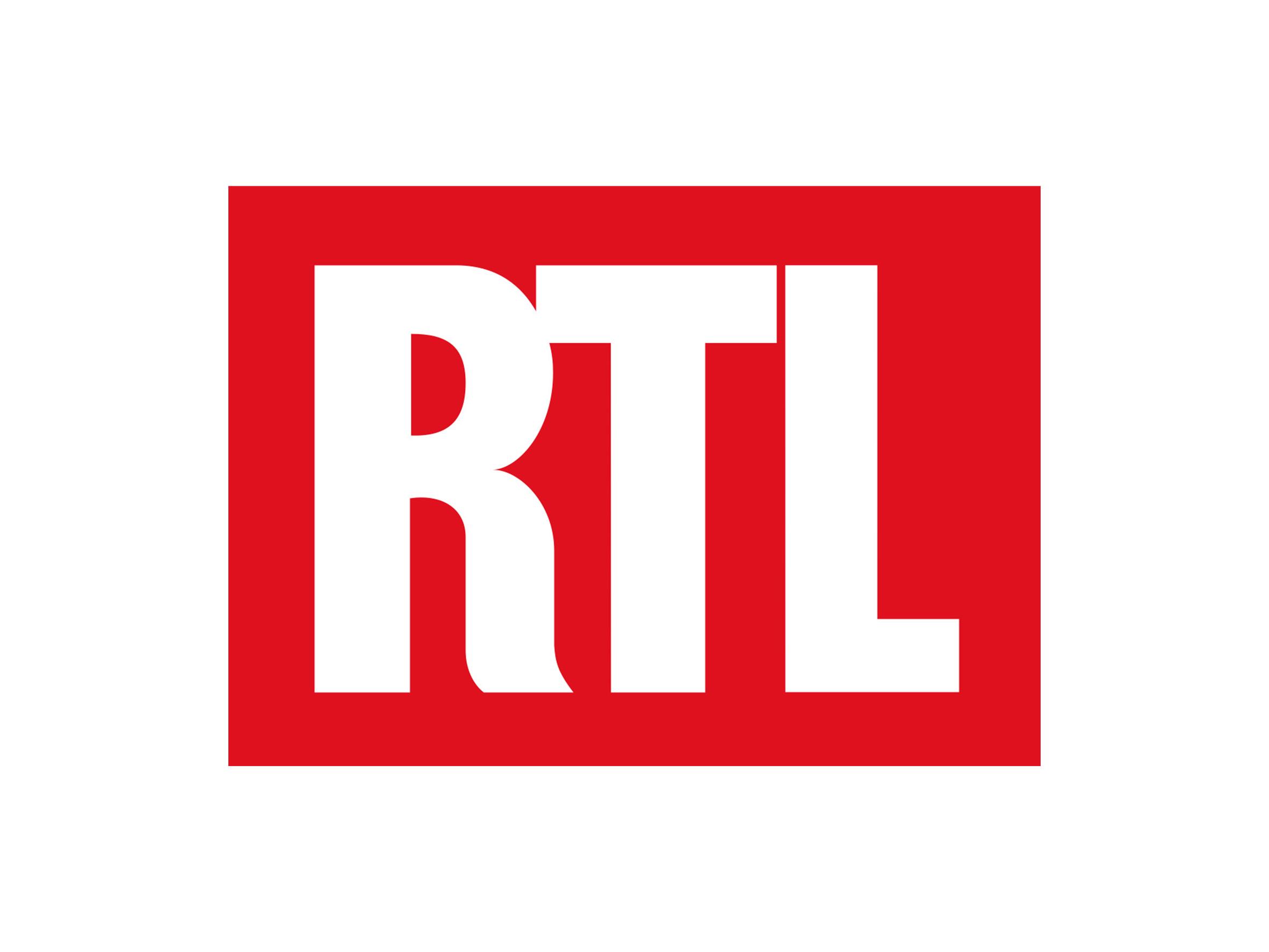 Logo RTL - Médias - Jérôme Adam - Conférencier Entrepreneur