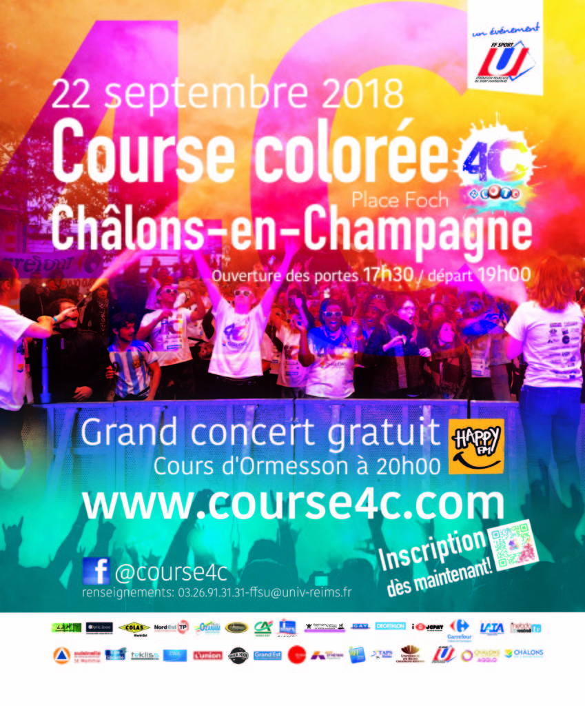 Color Run's poster