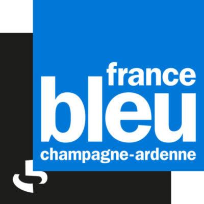 Logo radio France Bleu Champagne Ardenne